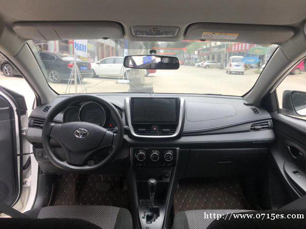 转让2019年购买的丰田威驰一辆