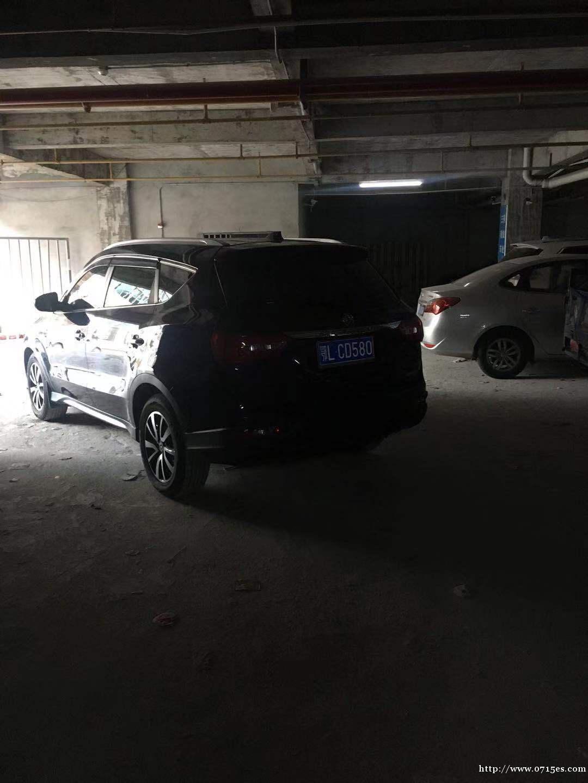 2017年9成新7座SUV.东风风光580